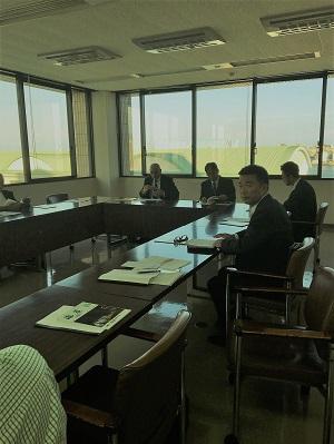 静岡地区水難救済会理事会に参加しました