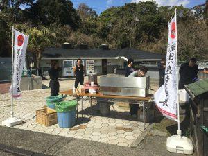 復興支援イベント in 伊豆海洋公園を開催しました