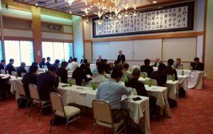 静岡地区水難救済会の総会が開催されました