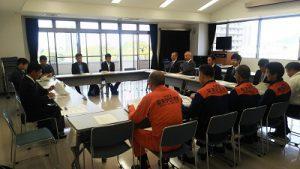 伊東地区水難事故対策連絡会が開催されました