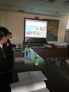 静岡地区水難救済会の上期理事会が開催されました