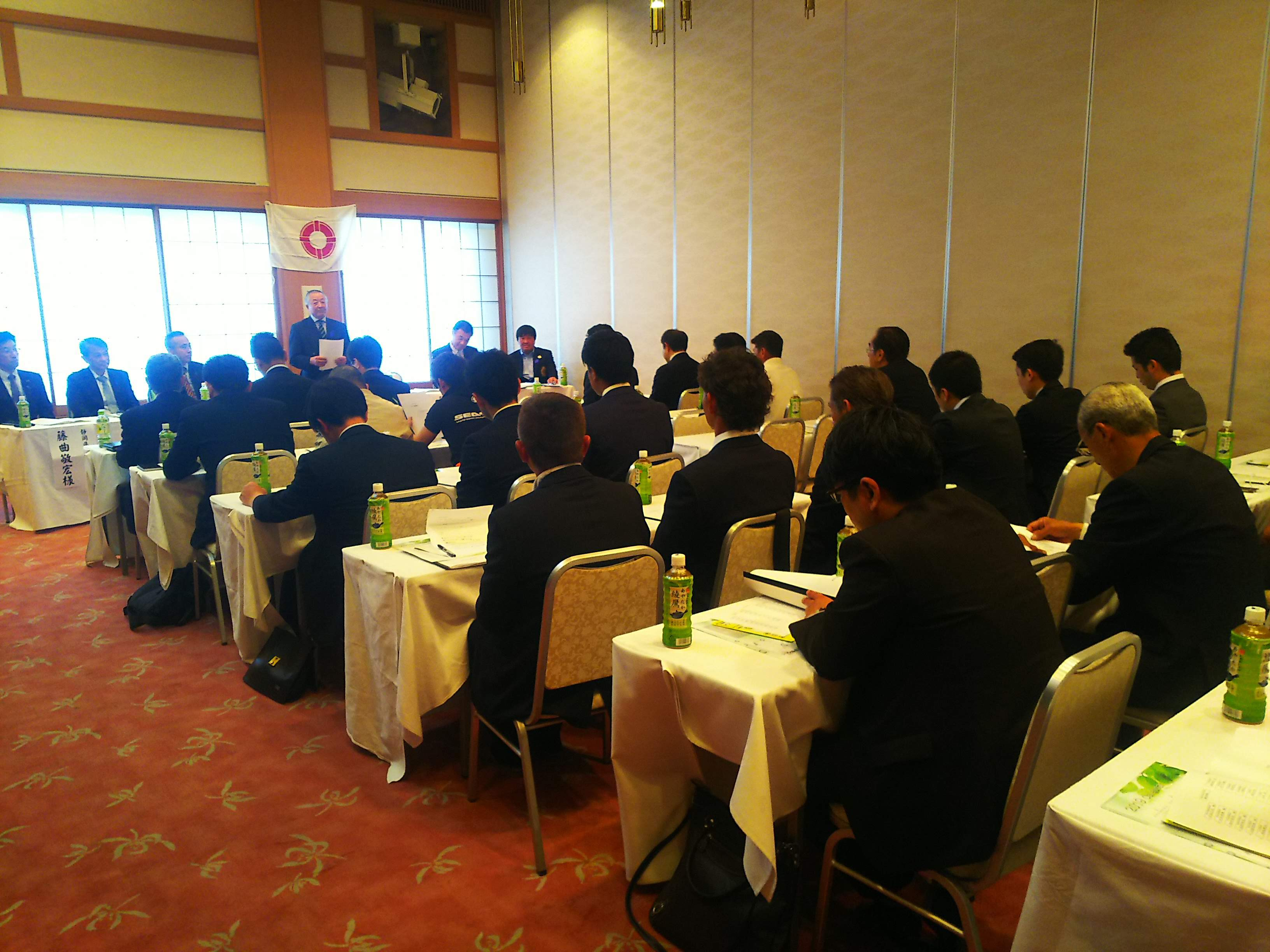 静岡地区水難救済会の通常総会が開催されました
