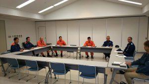 水難救助事案に関する検討会に参加しました