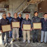 水難救助の表彰