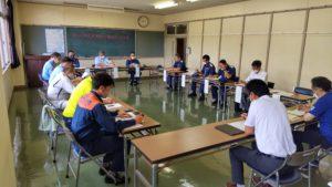 東伊豆町水難事故対策会議が開催されました